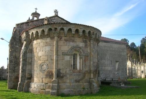 Église de San Martiño de Cameixa