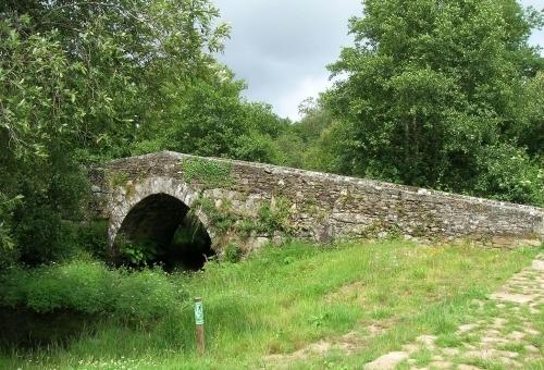 Puente viejo de Andón