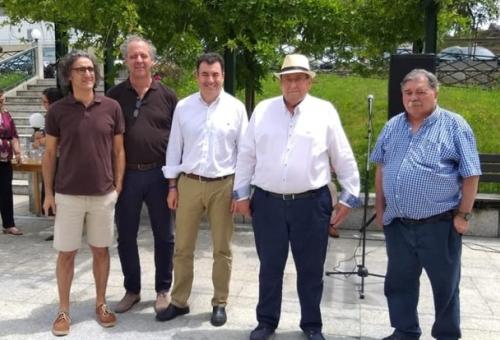 Fecha histórica para el Camino Miñoto Ribeiro